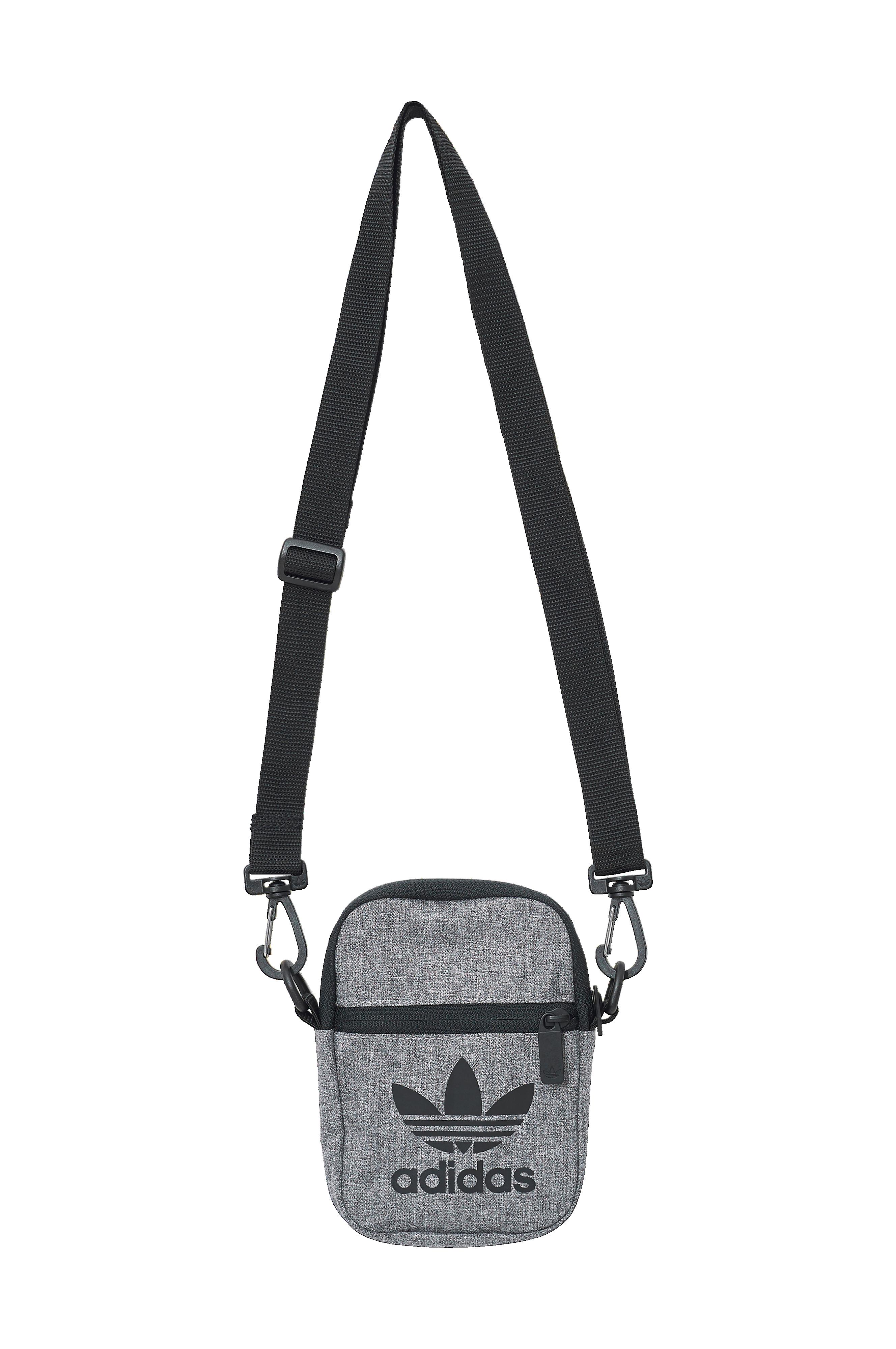adidas Originals Väska Trefoil Casual Festival Bag Svart