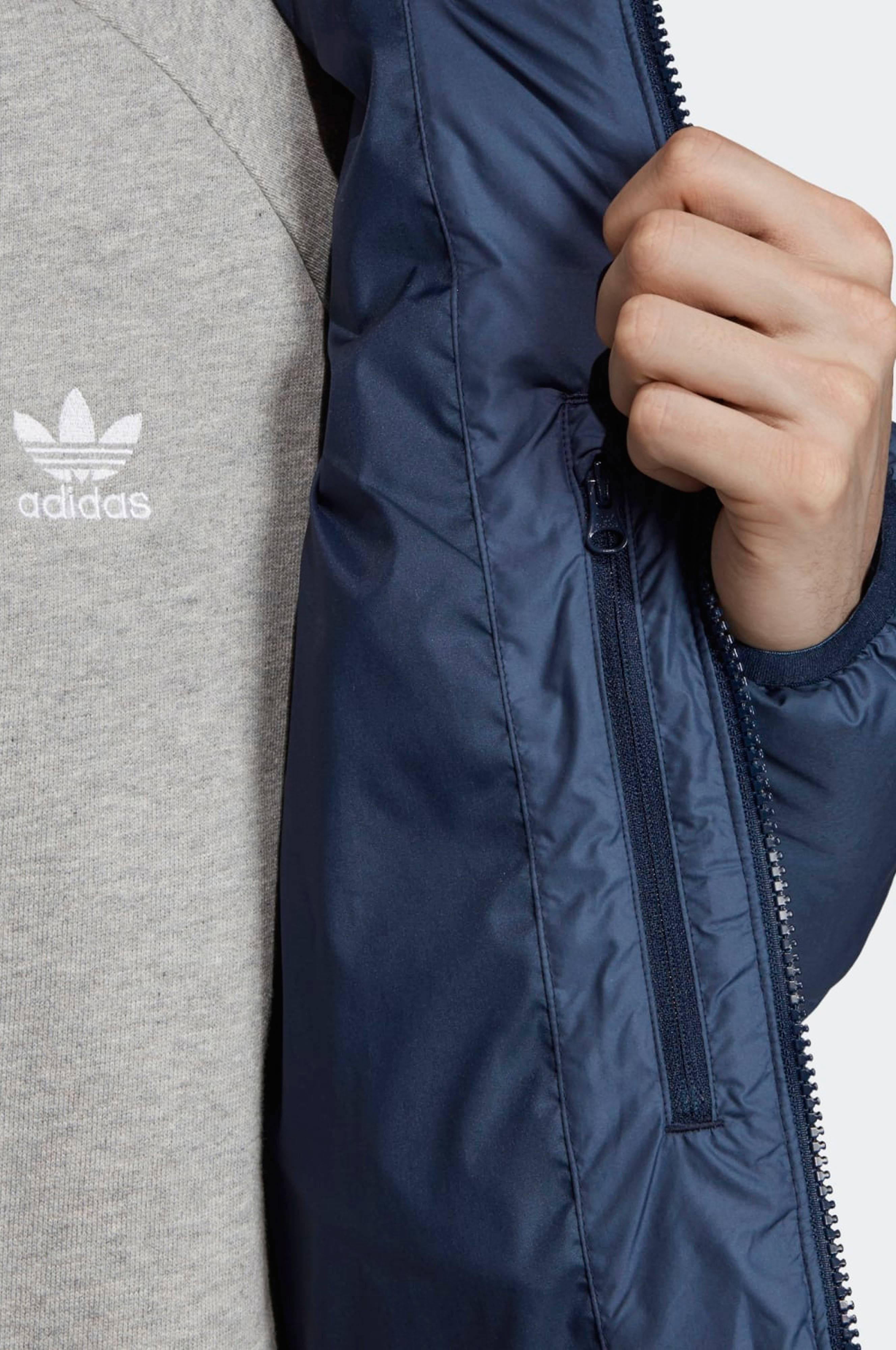 adidas Originals Jakke Padded Blå Dunjakker & vatterte