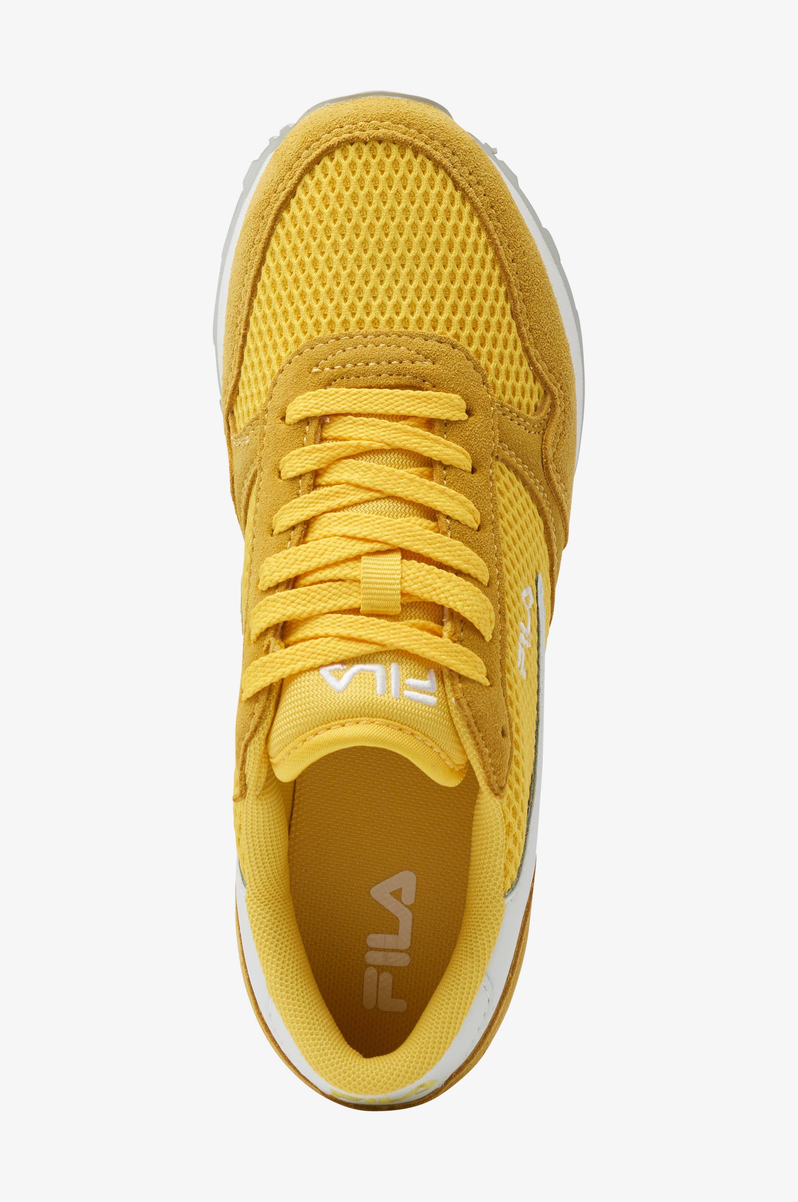 FILA Sneakers Orbit Zeppa mesh wmn Gul Dam Ellos.se