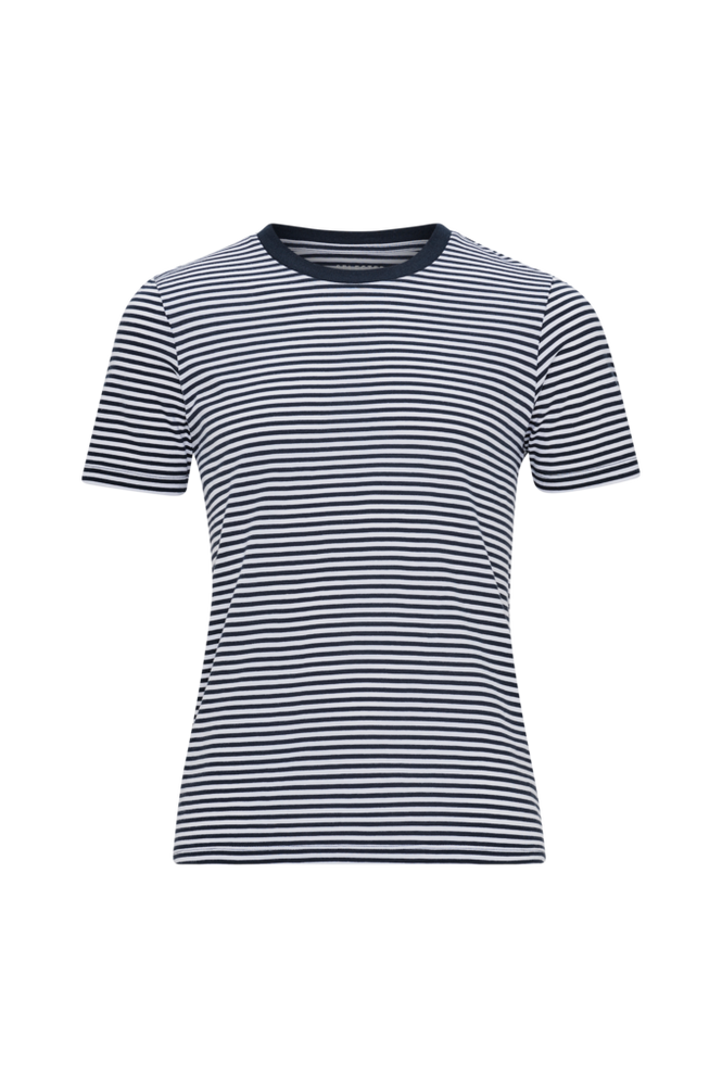 Selected Homme T-shirt slhTheperfect Stripe SS O-Neck Tee