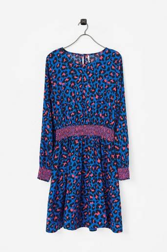 KonIda L/S At Knee Dress mekko