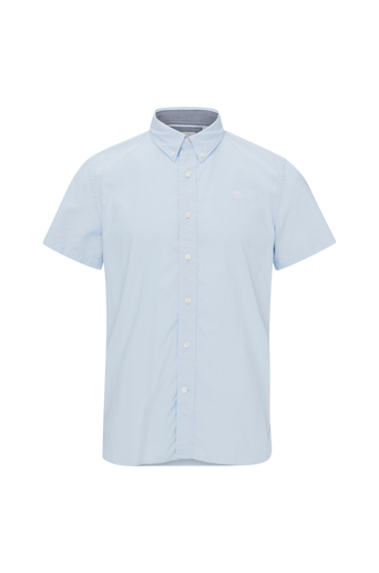 Kauluspaita SS Tioga River Texture Shirt SLim