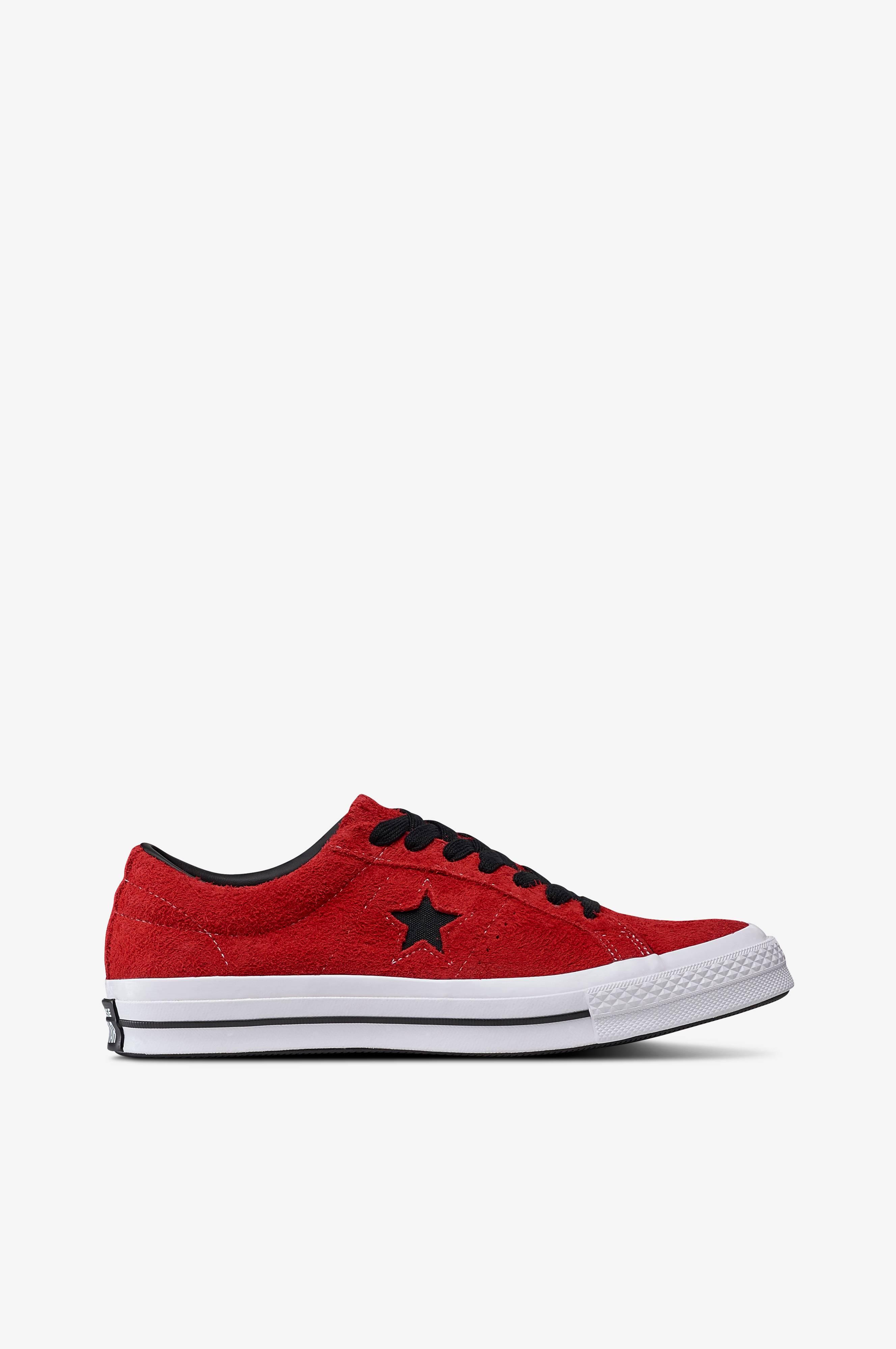 Converse Sneakers One Star Ox Rød Herre Ellosdk