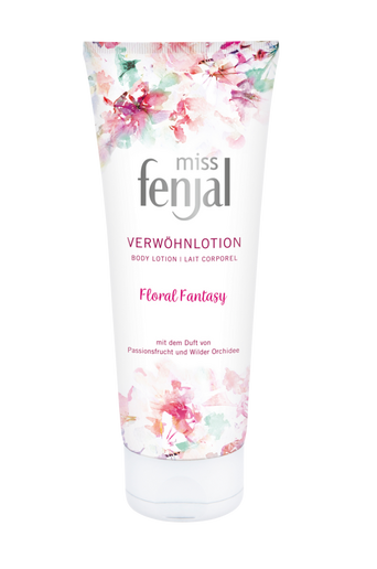 Miss Fenjal Body Lotion Floral Fantasy 200 ml