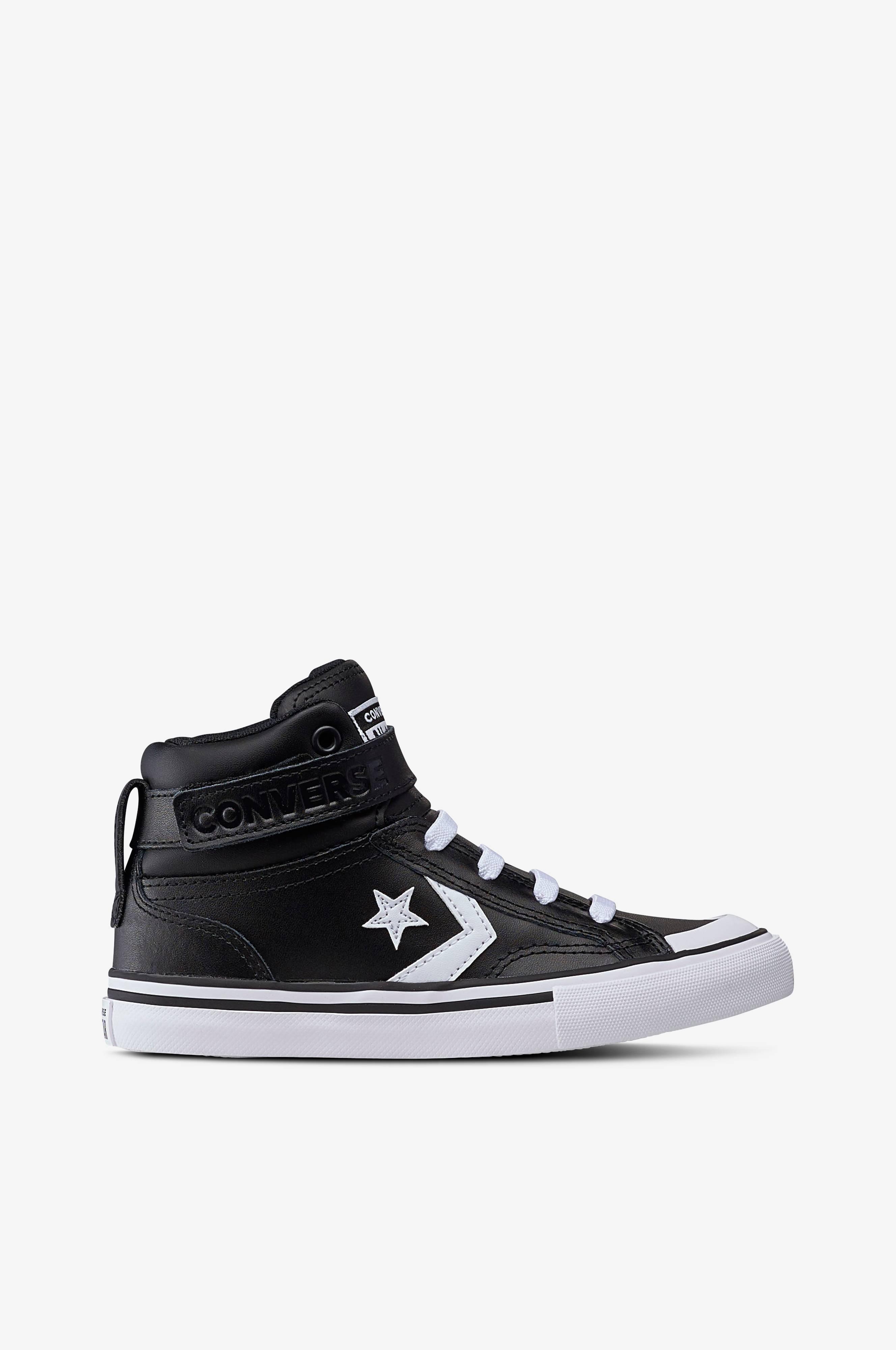 Converse Sneakers Pro Blaze Strap Hi Sort Børn Ellosdk