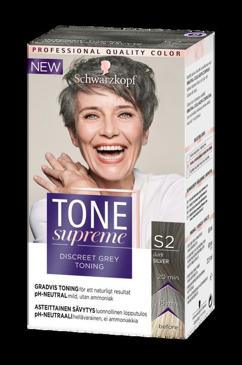 Tone Supreme Dark Silver