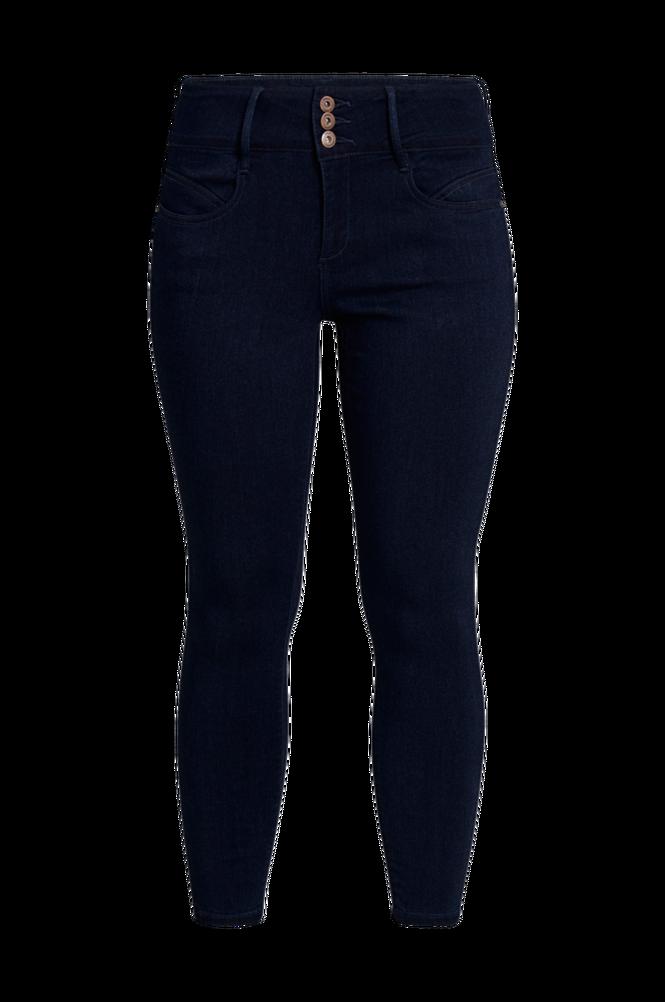 Only Carmakoma Jeans Anna High Waist Skinny Ankle