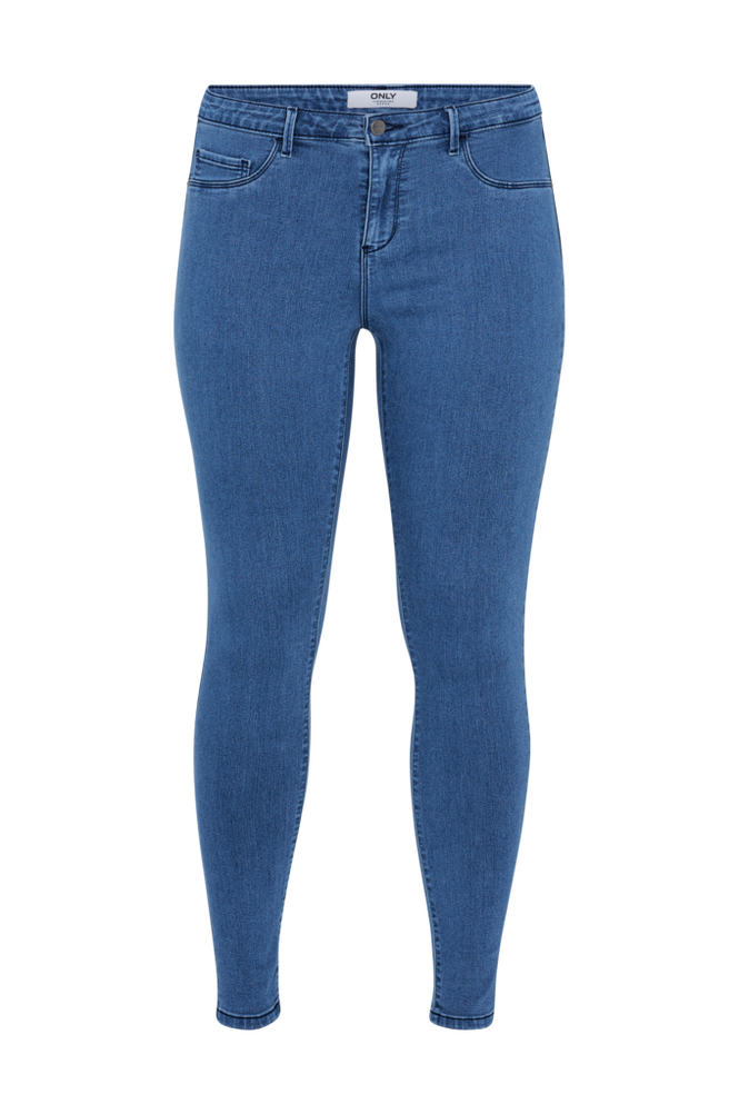 Only Carmakoma Jeans carThunder Push Up Reg Skinny