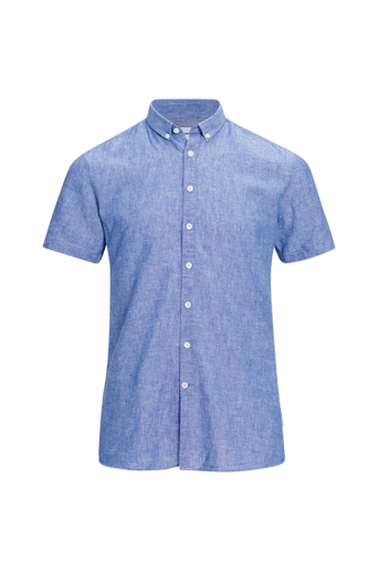 Kauluspaita Linen Shirt S/S