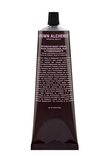 Intensive Body Cream Rosa Damascena, Acai & Pomegranate 120 ml