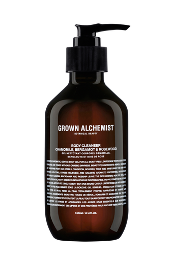 Body Cleanser Chamomile, Bergamott & Rosewood 300 ml