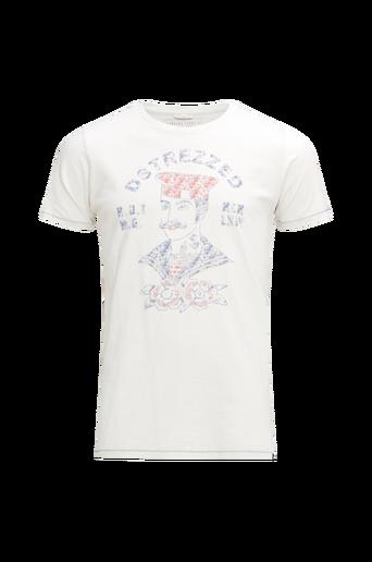 T-paita Sailor Tee S/S Slub Jersey