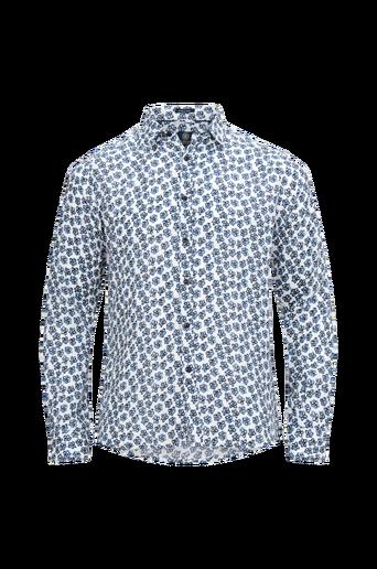 Kauluspaita Small Paint Flower Shirt