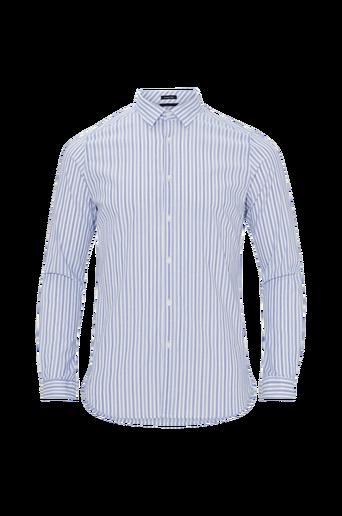 Paita Regular Collar Fineline Stripe
