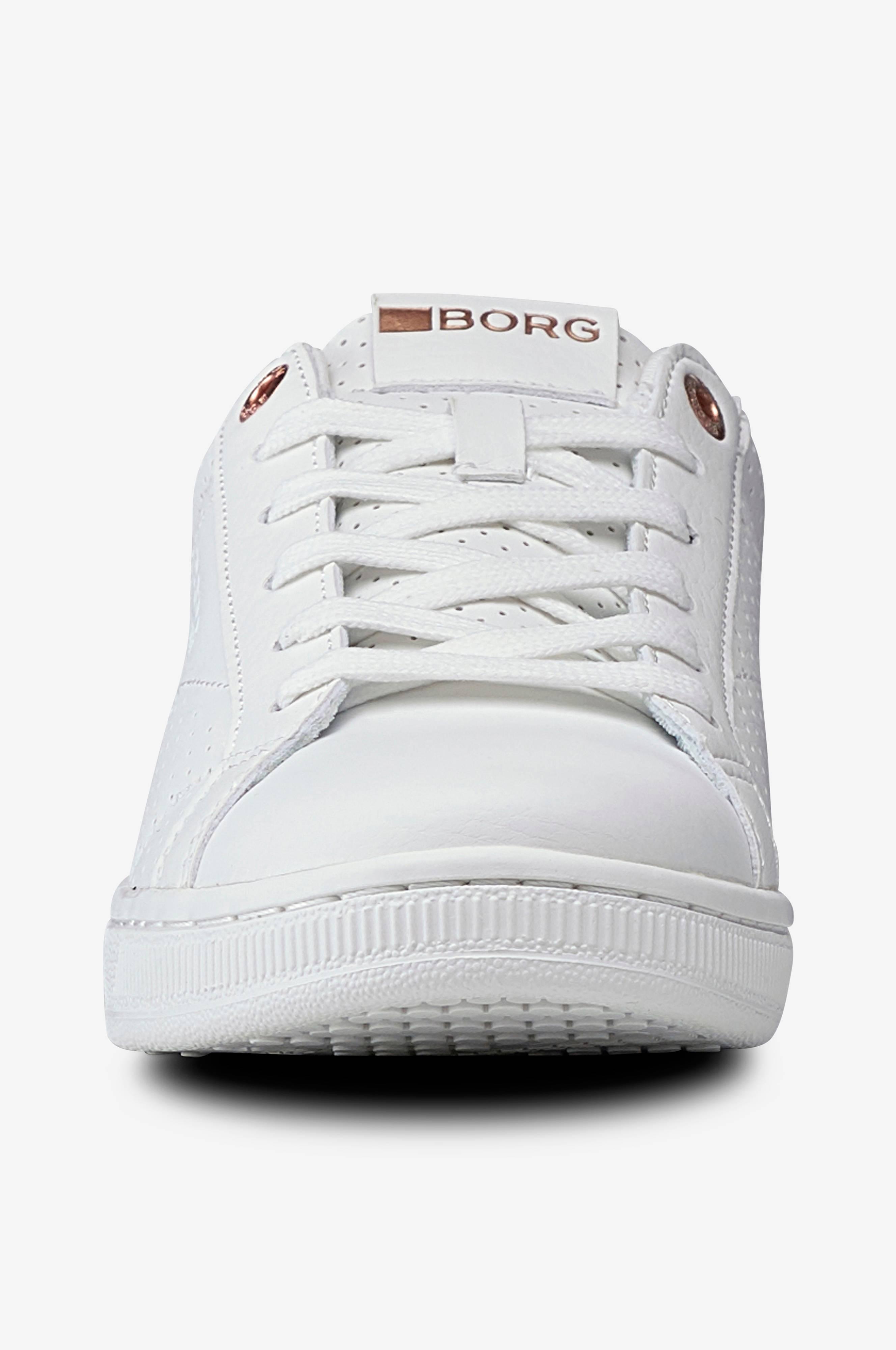 Björn Borg Sneakers T307 Low Cls Prf W Hvid Dame Ellos.dk
