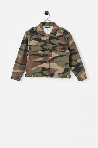 Farkkutakki Mini Twill Jacket