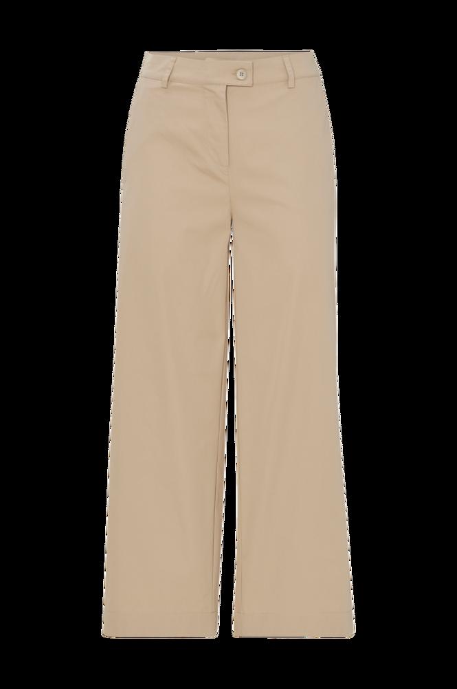 Second Female Bukser Kaki MW Trousers