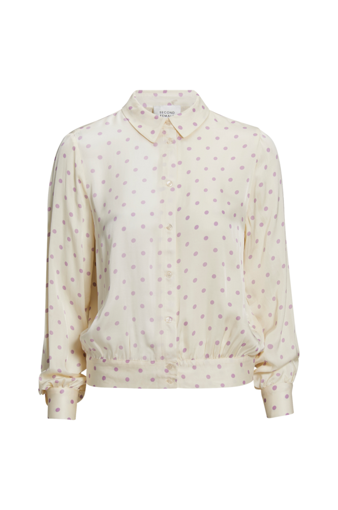 Second Female Bluse Davina Short Shirt