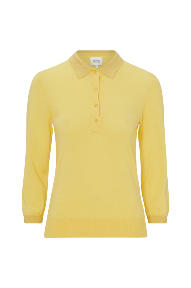 Second Female Trøje Ursula Knit Polo