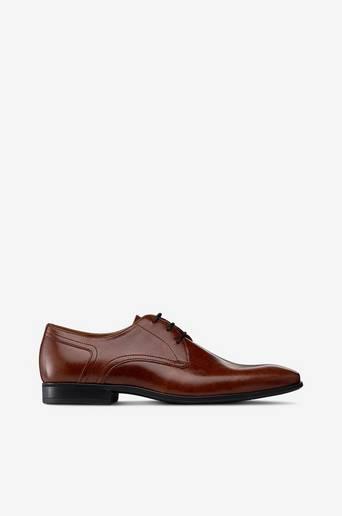 Derby Vintage Dress 7408 kengät, matalakantaiset