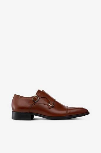 Double Monk Dress Shoes kengät