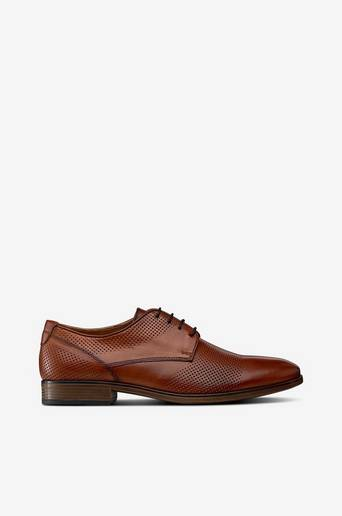 Nauhakengät Stylish Derby Dress Shoes