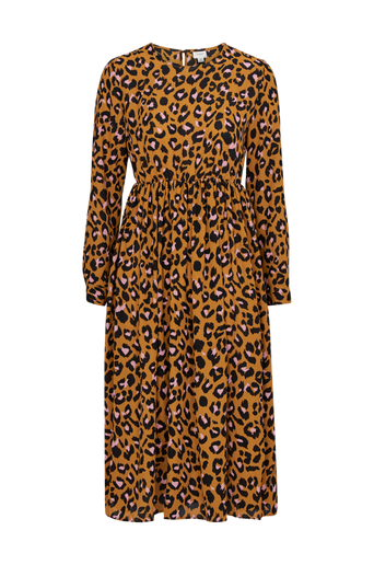 JdyBase Milo L/S Midi Dress -mekko