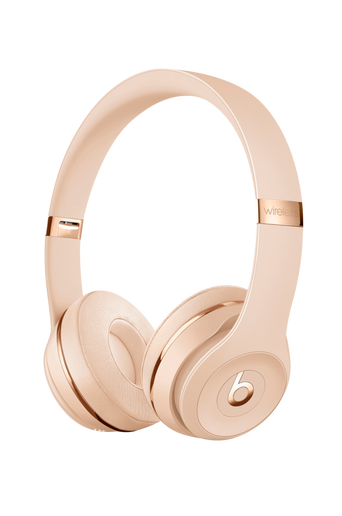 Solo3 Wireless Satin Gold