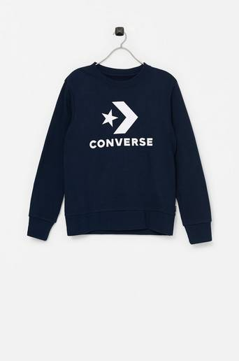 Collegepusero Stacked Wordmark F.T Crew Neck