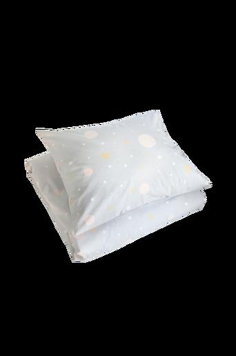 Confetti pussilakanasetti kapeaan sänkyyn
