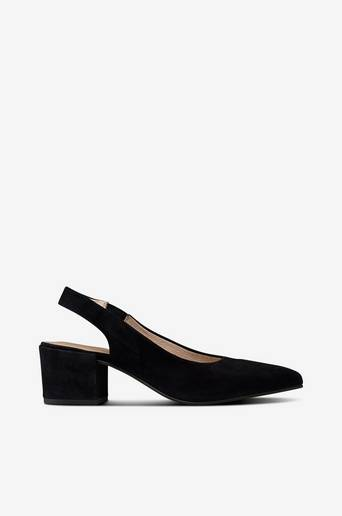 Avokkaat Slingback Dalusa Suede