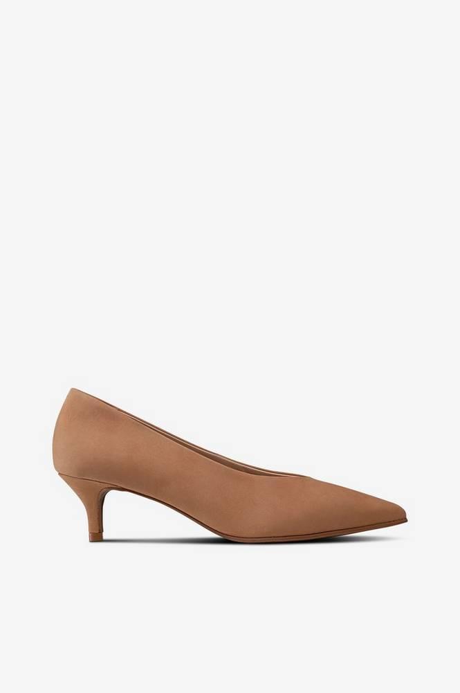 Shoe Biz Pumps Hortensia Nubuck