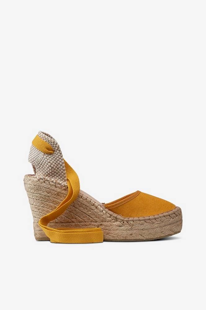 Shoe Biz Sandal Espadrilla Frey Tie
