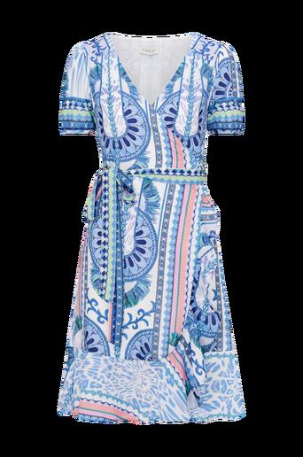 Alba Mini Dress -kietaisumekko