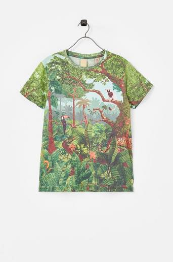 T-paita Jungle Art