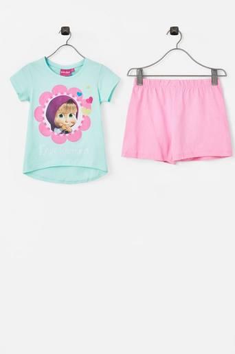 Pyjama Masha and the Bear