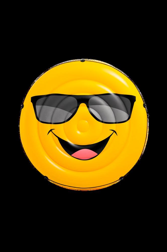 Cool Guy Emoji Island