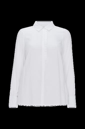 Shirt L/S Jaquard Woven paita