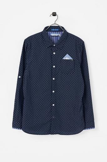 Kauluspaita Blue Series Shirt