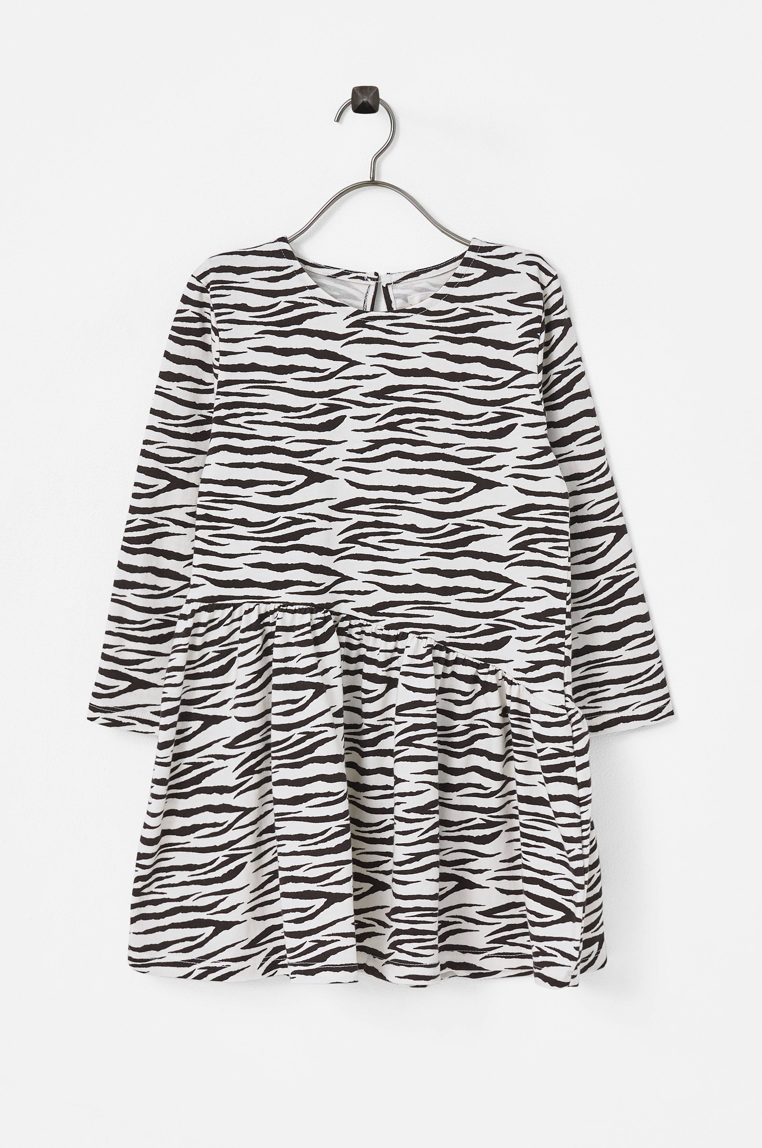 c72c19b8 Gina Tricot Kjole Mini Dress - Sort - Børn - Ellos.dk