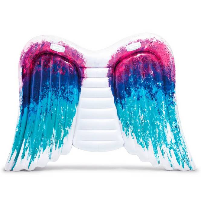 Angel Wings Mat Real Printing
