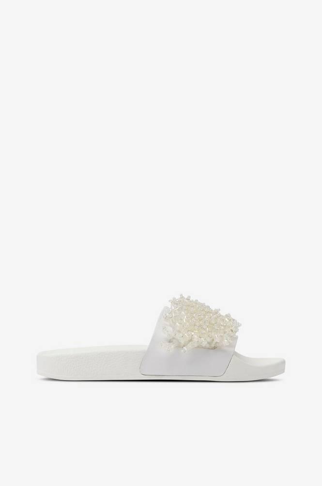 The white brand Slipper Party