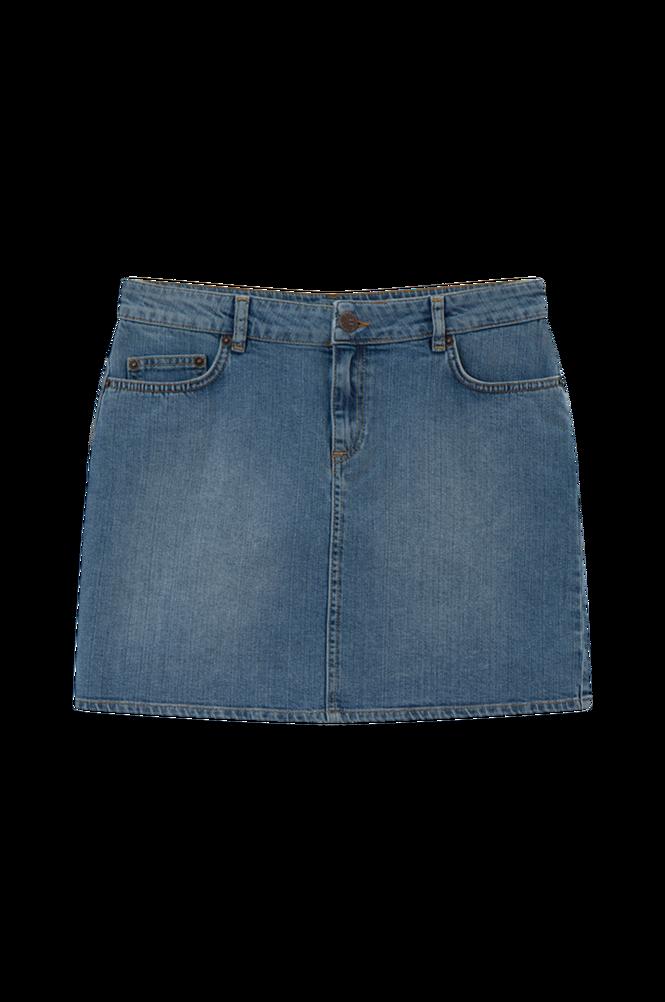 Lexington Denimnederdel Alexa Blue Denim Skirt