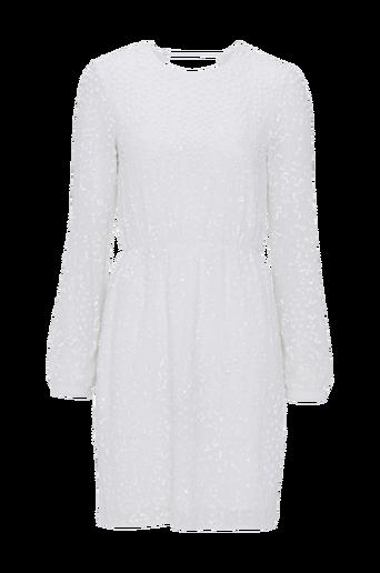 Beada LS Dress paljettimekko