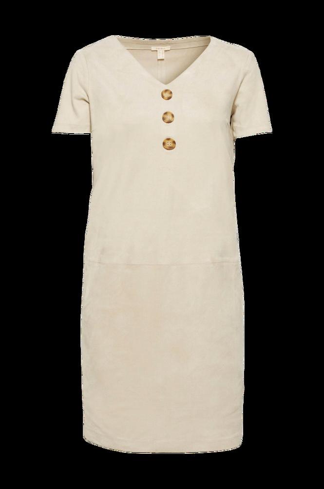 Esprit Kjole Suede Dress