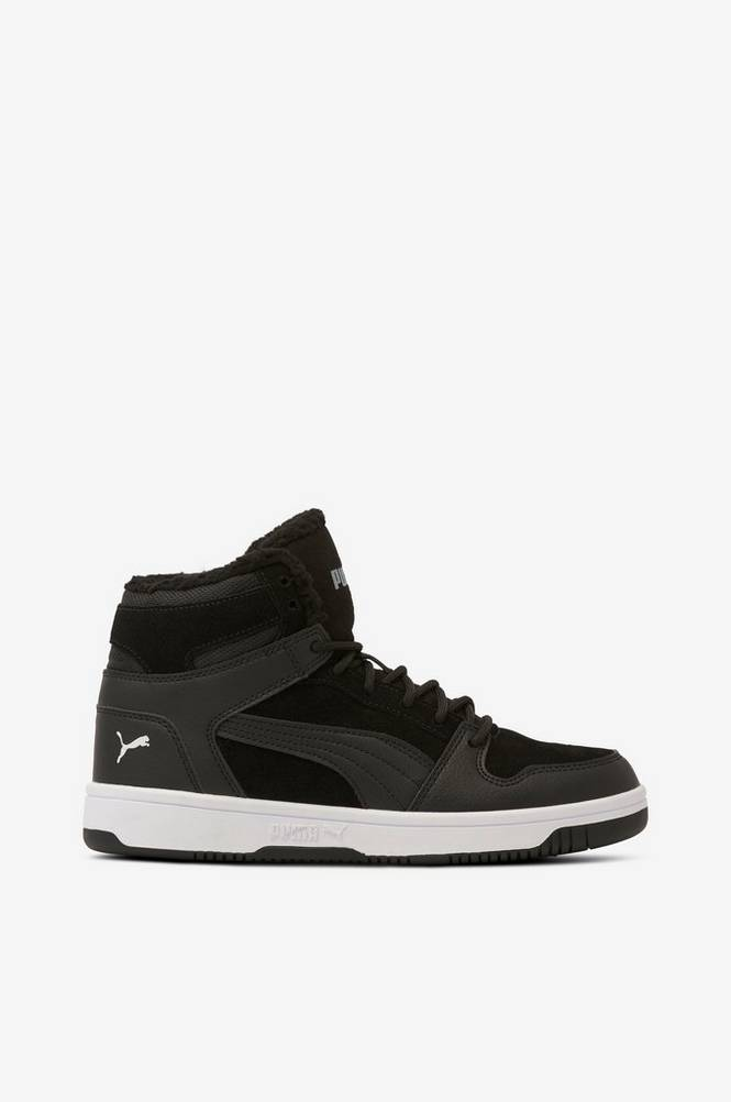 Puma Sneakers Rebound Layup Fur SD JR