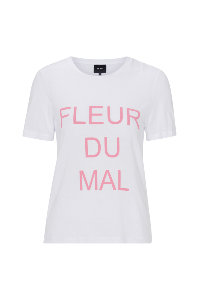 Object Top objFlor S/S Tee