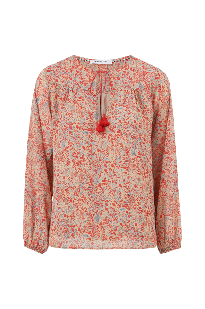 co'couture Bluse Imperial Boho Blouse