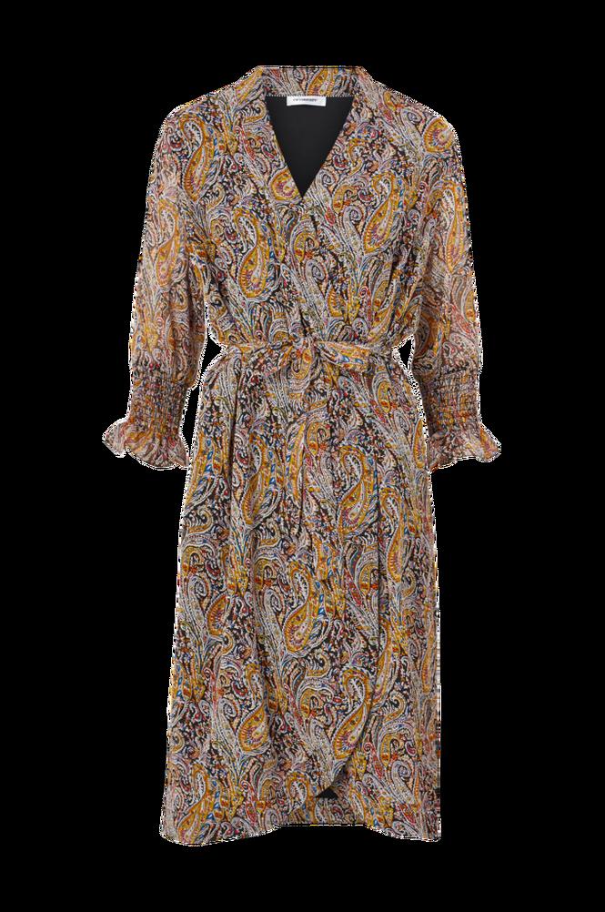 co'couture Slå om-kjole Mahal Kimono Dress