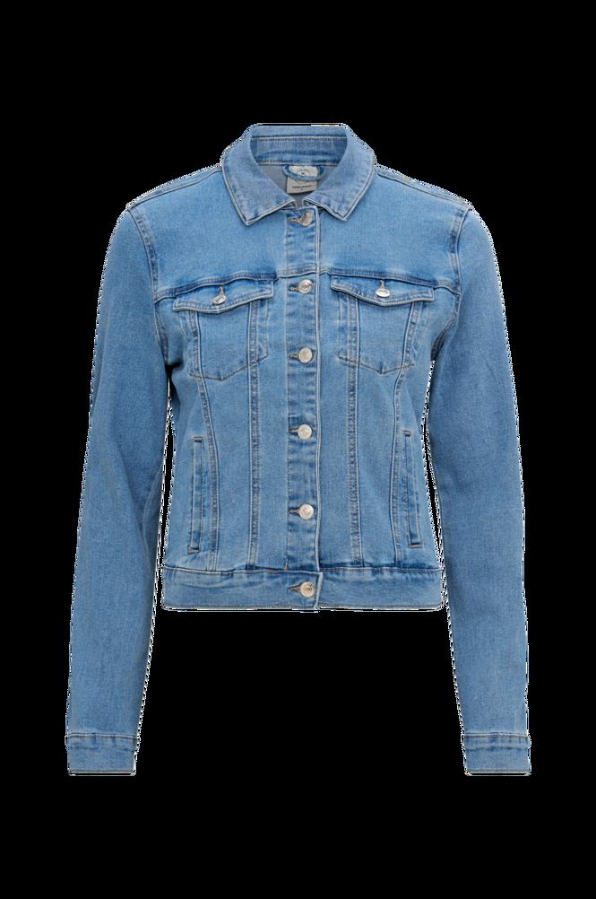 Vero Moda Denimjakke vmHot Soya LS Denim Jacket Mix